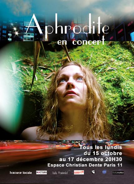 Aphrodite en concert