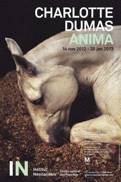 Exposition Anima, Charlotte Dumas