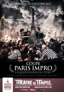 La coupe Paris-Impro