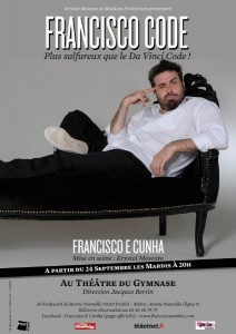 Affiche Francisco Code