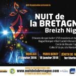 Nuit de la Bretagne 2014