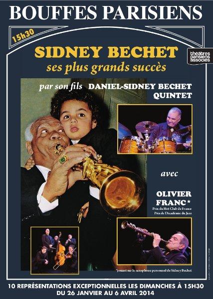 Sidney Bechet ses plus grands succès