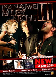 Paname Blues Night 3