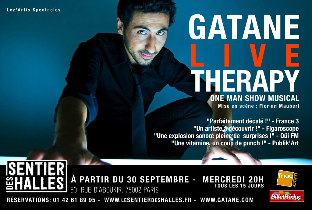 Gatane Live Therapy