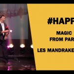 Magic from Paris Les Mandrakes d' Or 2014