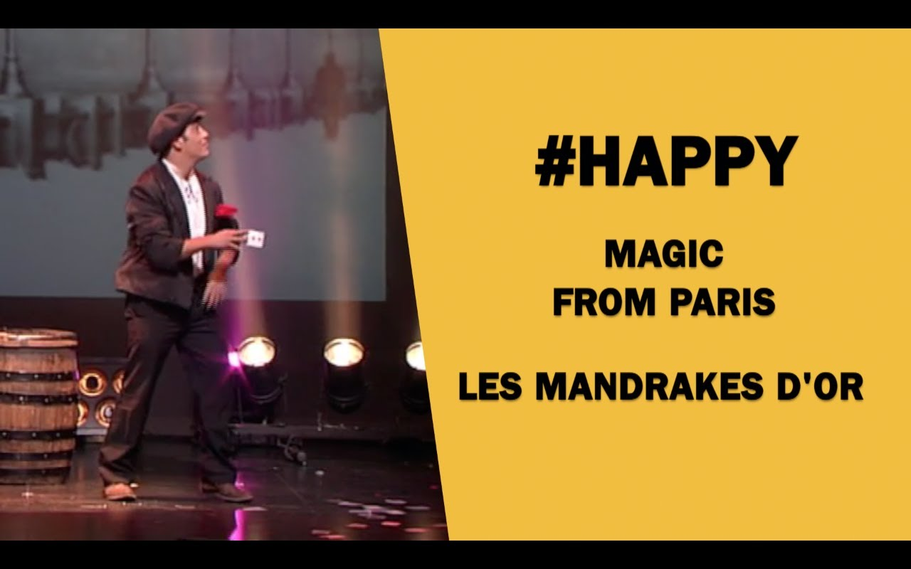 Les Mandrakes d'Or 2015